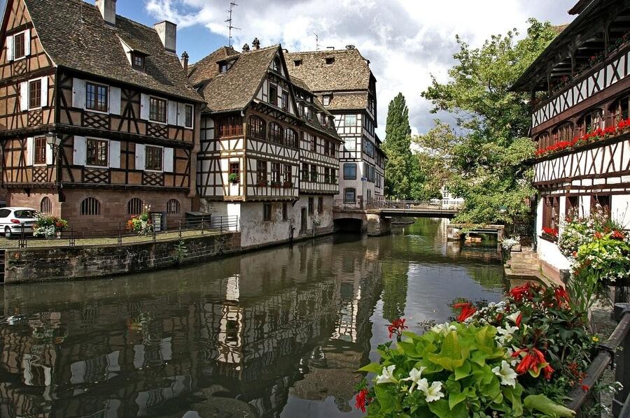 Strasbourg l'Européenne