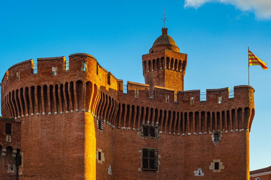 Du royaume de la belle catalane à la retirada